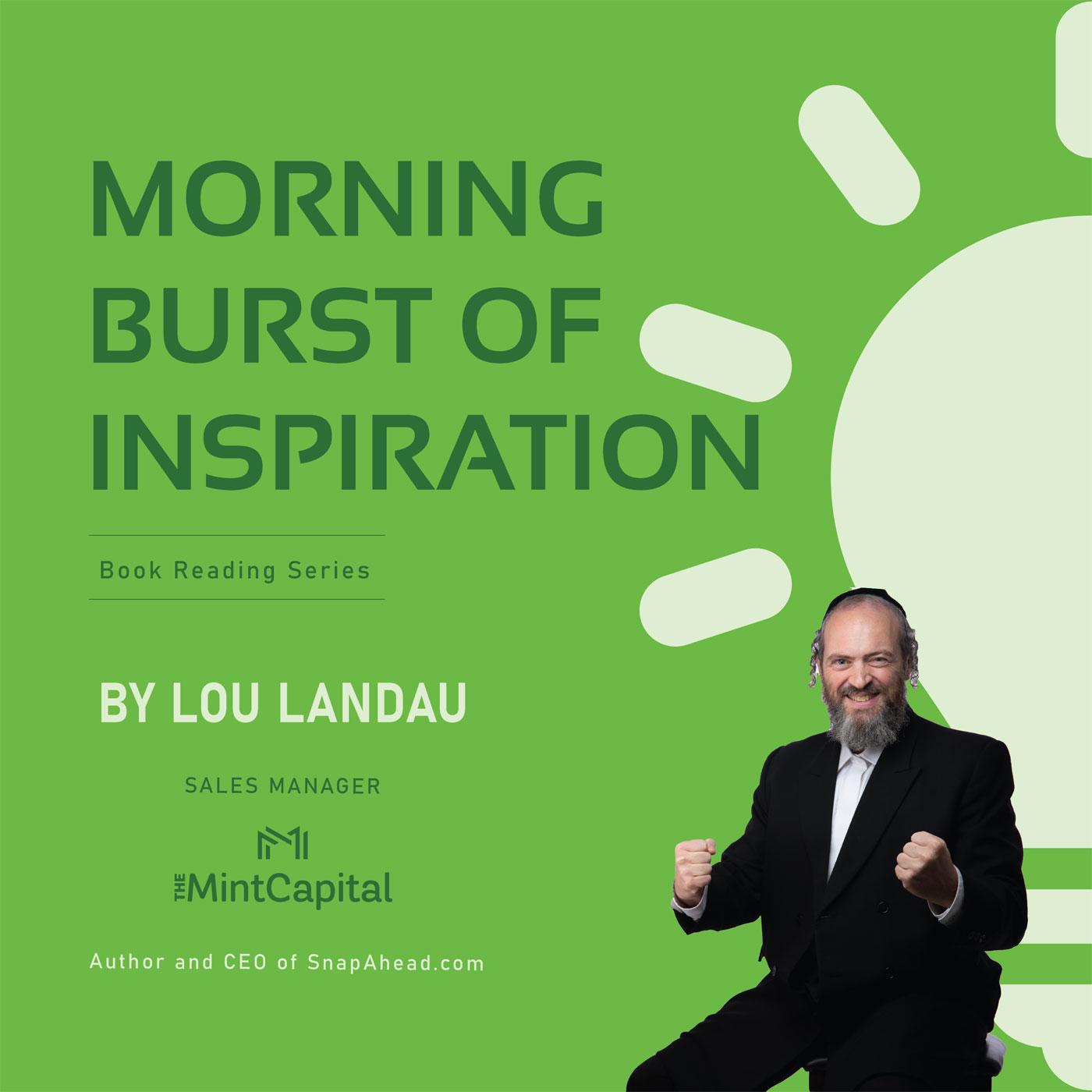 Morning Burst of Inspiration